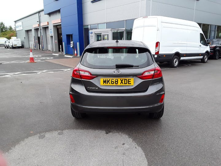 Ford Fiesta 1.1 Zetec Navigation 3dr | MK68XDE | Photo 15
