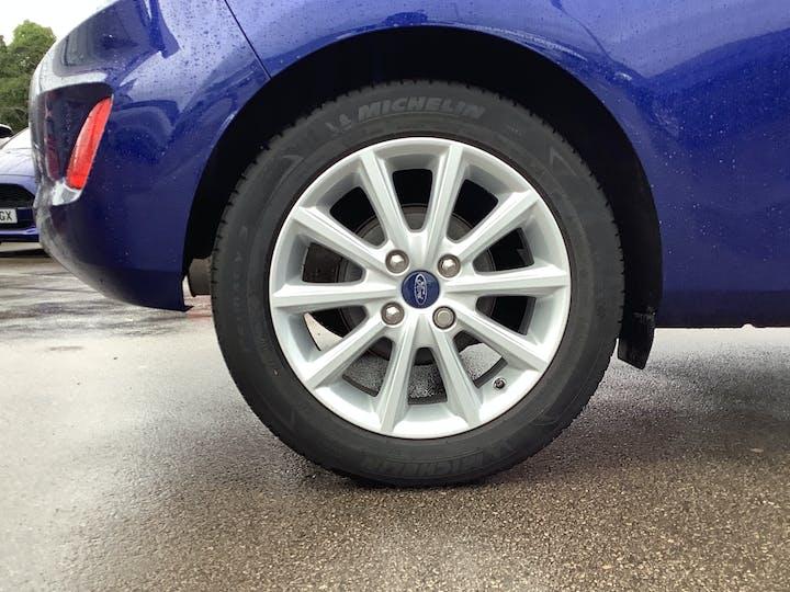 Ford Fiesta 1.0t Ecoboost Titanium Hatchback 3dr Petrol Manual (s/s) (100 Ps) | ML18XUW | Photo 15