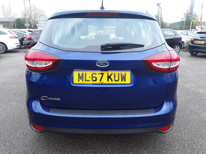 Ford C-MAX 1.5 TDCi Zetec Mpv 5dr Diesel (s/s) (120 Ps) | ML67KUW | Photo 15