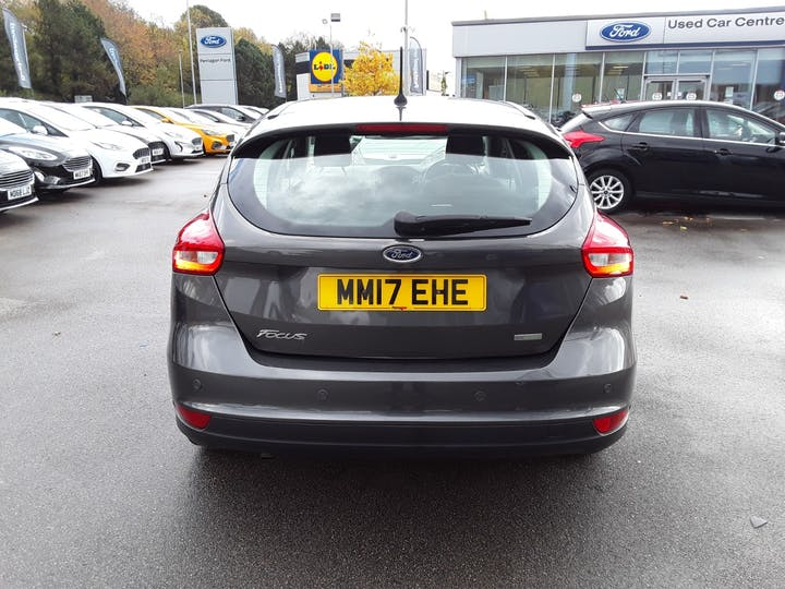 Ford Focus 1.0t Ecoboost Titanium Hatchback 5dr Petrol (s/s) (100 Ps) | MM17EHE | Photo 15