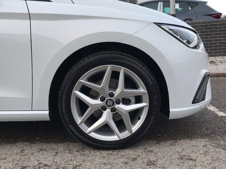 SEAT Ibiza 1.0 Tsi Fr Hatchback 5dr Petrol Manual (s/s) (110 Ps) | MT21VCK | Photo 15