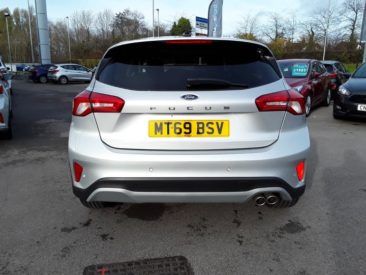 Ford Focus 1.0t Ecoboost Active X Hatchback 5dr Petrol Manual (s/s) (125 Ps) | MT69BSV | Photo 15