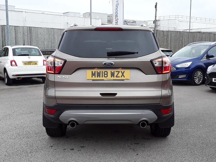 Ford Kuga 2.0 TDCi Titanium X SUV 5dr Diesel Manual (s/s) (150 Ps) | MW18WZX | Photo 15