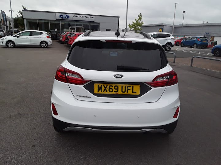 Ford Fiesta 1.0t Ecoboost Gpf Active Bandamp;o Play Hatchback 5dr Petrol Manual (s/s) (100 Ps) | MX69UFL | Photo 15