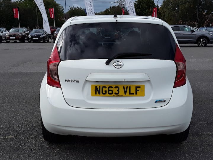 Nissan Note 1.2 Dig S Tekna (comfort Pack) Hatchback 5dr Petrol Manual (99 G/km, 97 Bhp) | NG63VLF | Photo 15