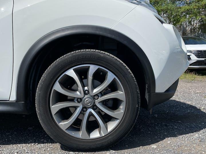 Nissan Juke 1.6 Tekna SUV 5dr Petrol Xtron (117 Ps) | NL18NEO | Photo 15