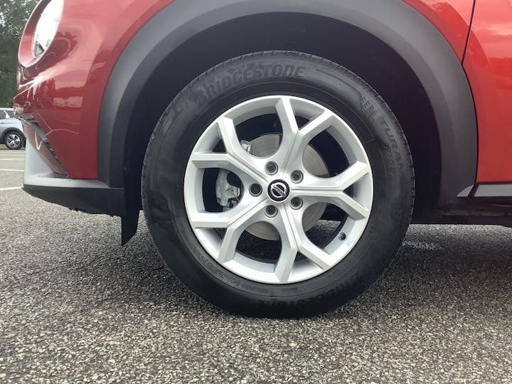 Nissan Juke 1.0 Dig T N Connecta SUV 5dr Petrol Dct Auto (s/s) (114 Ps)   PN70RZL   Photo 15
