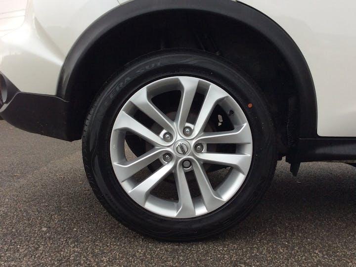 Nissan Juke 1.5 DCi N Connecta SUV 5dr Diesel (s/s) (110 Ps) | VO68KMY | Photo 15