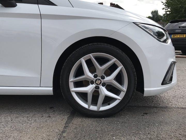 SEAT Ibiza 1.0 Tsi Fr Hatchback 5dr Petrol Manual (s/s) Gpf (95 Ps) | YG19JDS | Photo 15