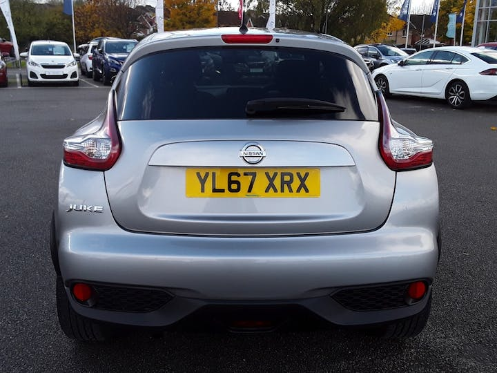 Nissan Juke 1.2 Dig T Acenta SUV 5dr Petrol (s/s) (115 Ps) | YL67XRX | Photo 15