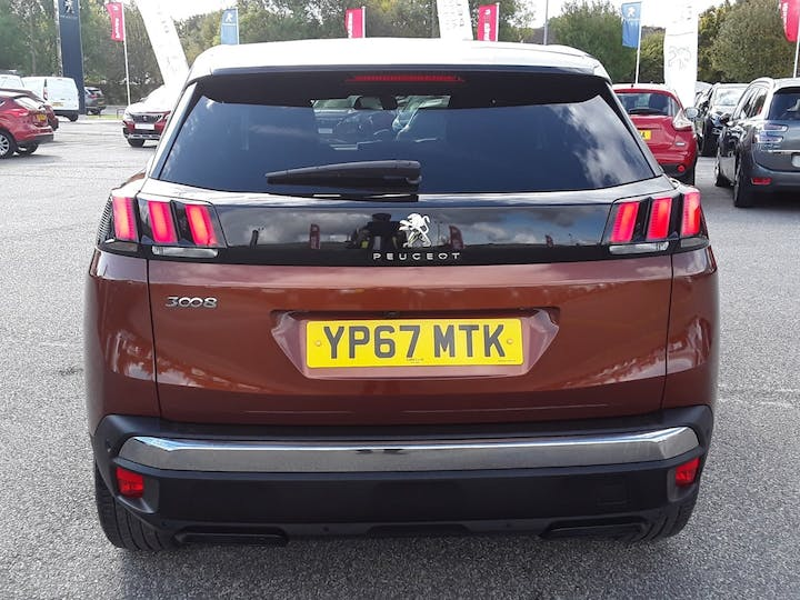 Peugeot 3008 1.6 Bluehdi Allure SUV 5dr Diesel Eat (s/s) (120 Ps) | YP67MTK | Photo 15