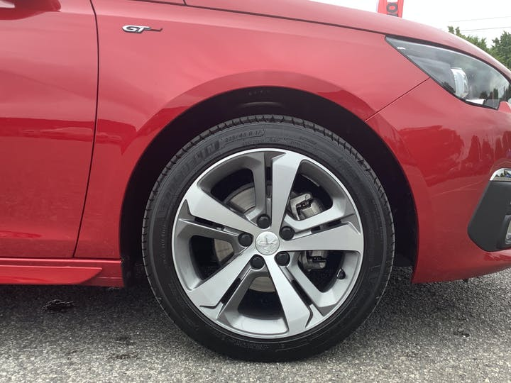 Peugeot 308 1.2 Puretech GT Hatchback 5dr Petrol Eat (s/s) (130 Ps) | YR21DYF | Photo 15