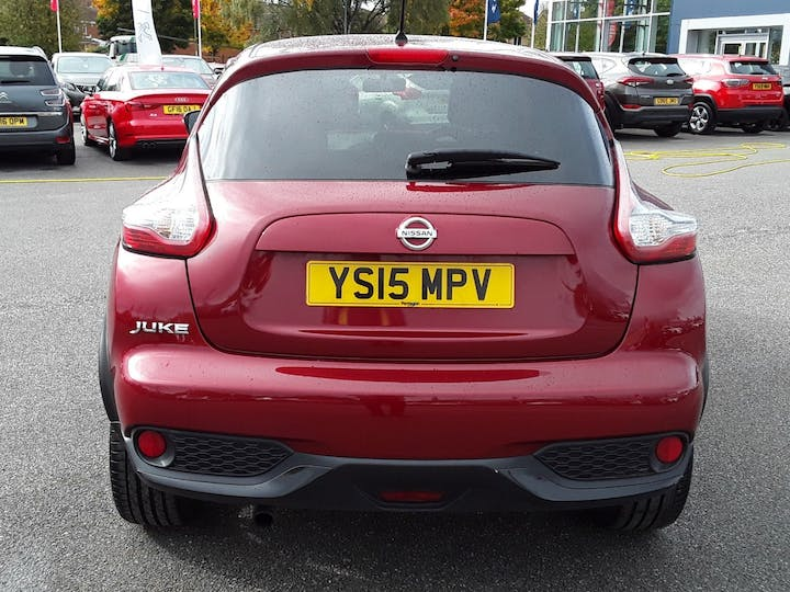 Nissan Juke 1.2 Dig T Acenta Premium SUV 5dr Petrol Manual 6spd (s/s) (115 Ps) | YS15MPV | Photo 15
