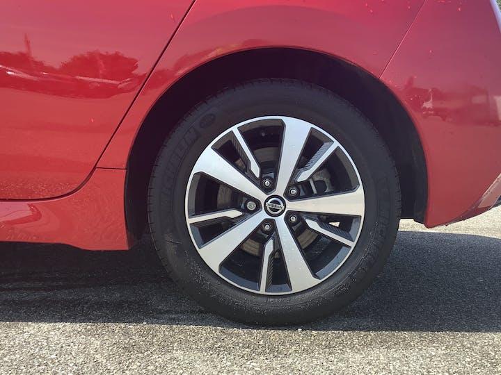 Nissan Leaf 40kwh Acenta Hatchback 5dr Electric Auto (150 Ps) | YS19UGK | Photo 15