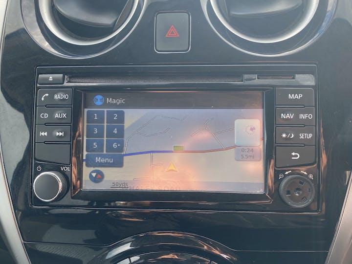 Nissan Note 1.2 Acenta Premium (style Pack) Hatchback 5dr Petrol Manual (109 G/km, 79 Bhp) | BL15OZO | Photo 16