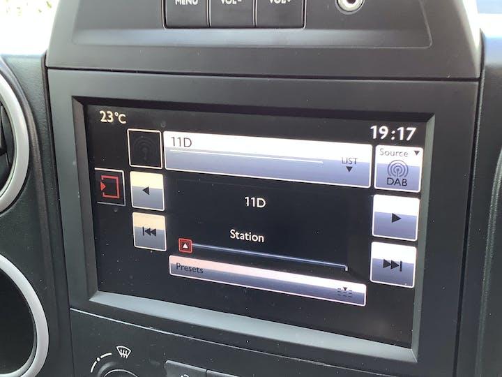 Citroen Berlingo 1.6 Bluehdi 850 Enterprise L1 Panel Van 5dr Diesel Manual (112 G/km, 100 Bhp) | BP17XDG | Photo 16