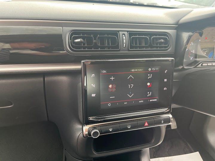 Citroen C3 1.2 Puretech Feel Hatchback 5dr Petrol Manual (82 Ps) | FX68VXK | Photo 16