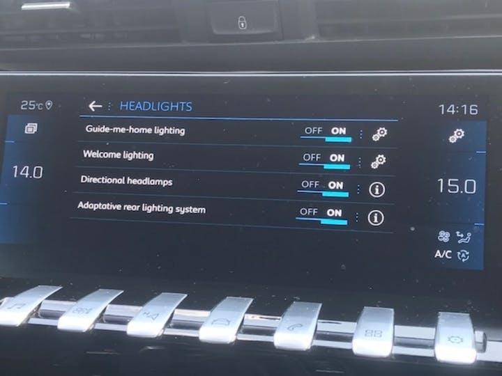 Peugeot 508 SW 1.5 Bluehdi GT Line Estate 5dr Diesel Manual (s/s) (130 Ps) | FY70KFD | Photo 16