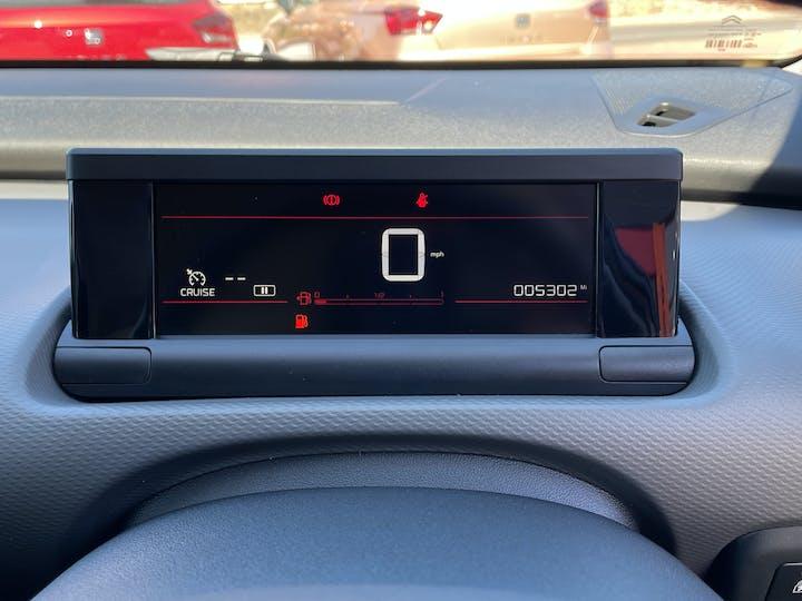Citroen C4 Cactus 1.2 Puretech Gpf Feel Hatchback 5dr Petrol (s/s) (110 Ps) | KM69PZV | Photo 16