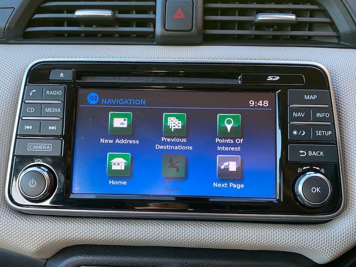 Nissan Micra 1.0 Acenta Hatchback 5dr Petrol Manual (71 Ps) | MA67OPR | Photo 16