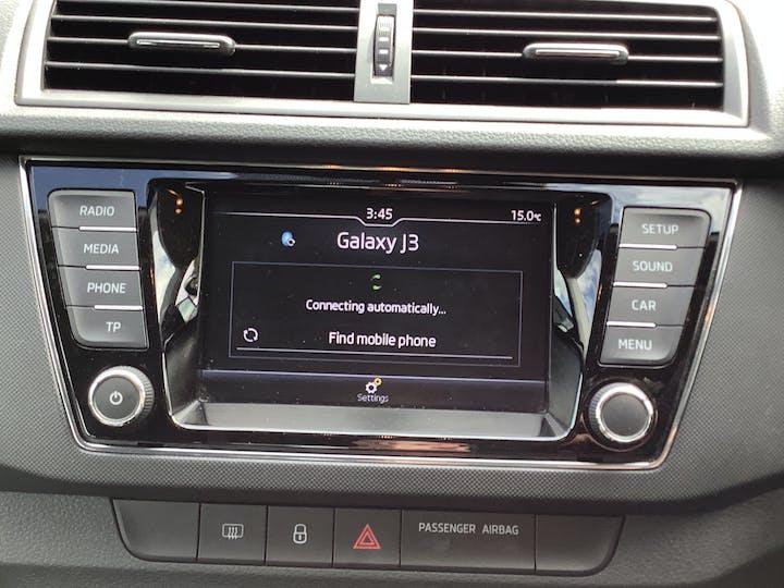 Skoda Fabia 1.0 Tsi SE Hatchback 5dr Petrol (s/s) (95 Ps) | MD18JVX | Photo 16