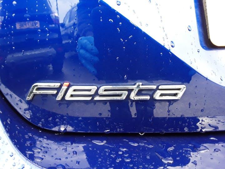Ford Fiesta 1.0t Ecoboost Zetec Hatchback 3dr Petrol Manual (s/s) (100 Ps)   MJ67XRA   Photo 16