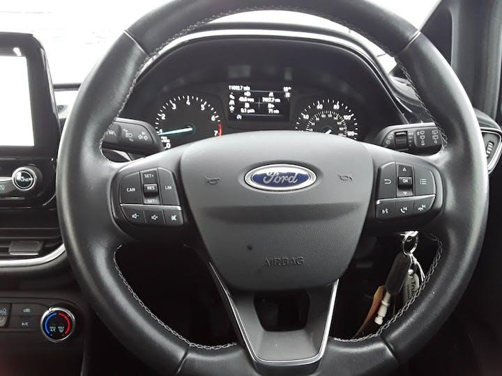 Ford Fiesta 1.1 Ti Vct Zetec Hatchback 5dr Petrol Manual (s/s) (85 Ps) | MT18CNN | Photo 16