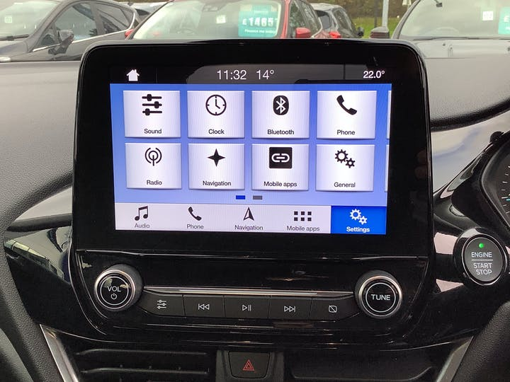 Ford Fiesta 1.0t Ecoboost Titanium Hatchback 5dr Petrol Manual (s/s) (125 Ps) | MT18YTL | Photo 16