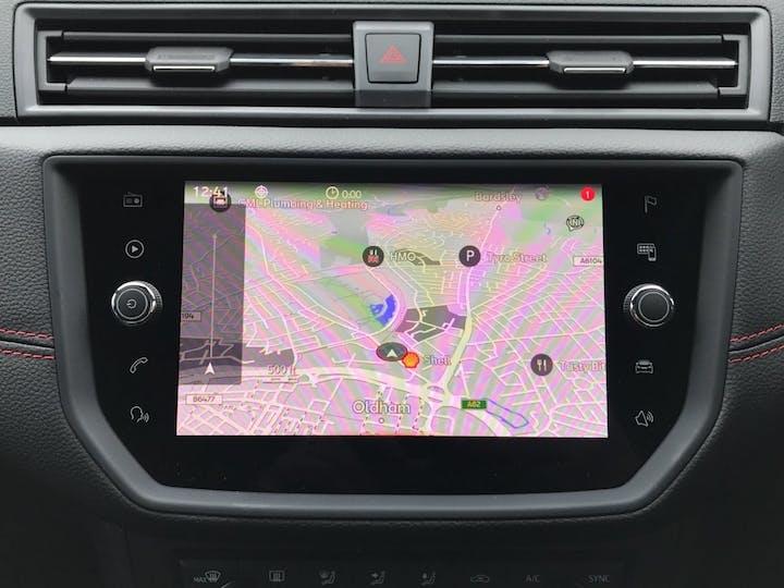 SEAT Ibiza 1.0 Tsi Fr Hatchback 5dr Petrol Manual (s/s) (110 Ps) | MT21VCK | Photo 16