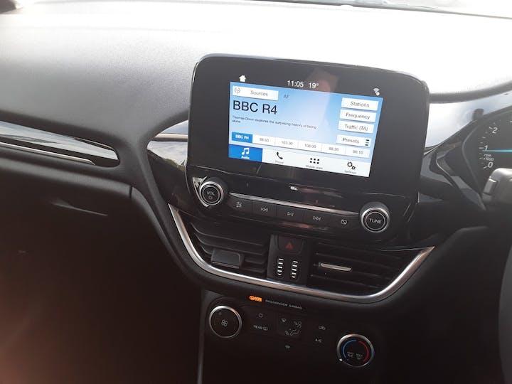Ford Fiesta 1.1 Ti Vct Zetec Hatchback 5dr Petrol Manual (s/s) (85 Ps)   MV67HCU   Photo 16