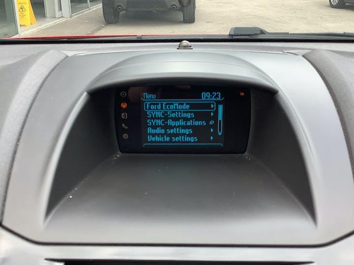 Ford Fiesta 1.25 Zetec Hatchback 5dr Petrol Manual (120 G/km, 81 Bhp)   MX63MYZ   Photo 16