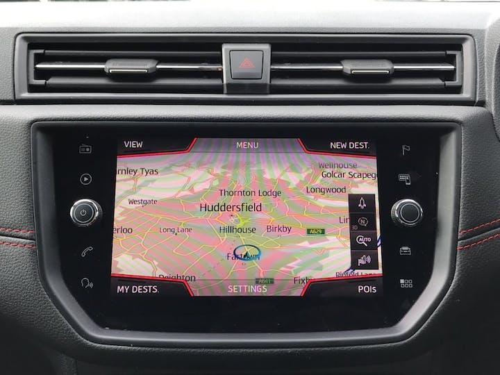 SEAT Ibiza 1.0 Tsi Fr Hatchback 5dr Petrol Manual (s/s) Gpf (95 Ps) | YG19JDS | Photo 16