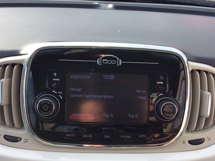 FIAT 500 1.2 8V Lounge Hatchback 3dr Petrol Manual (s/s) (69 Bhp) | YH65XVF | Photo 16