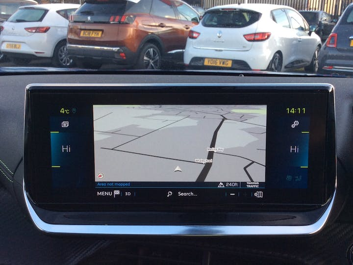 Peugeot 2008 50kwh GT Line SUV 5dr Electric Auto (136 Ps) | YT20UBE | Photo 16