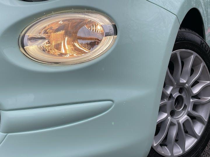FIAT 500 1.2 8V Eco Pop Star Hatchback 3dr Petrol Manual (s/s) (69 Bhp) | YT67FKM | Photo 16