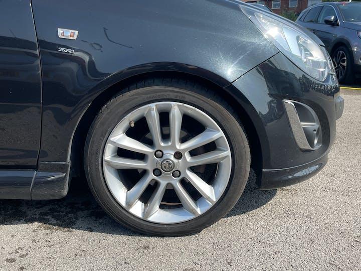 Vauxhall Corsa 1.4 I 16V SRi Hatchback 3dr Petrol Manual (a/c) (129 G/km, 99 Bhp)   BF63VUB   Photo 17