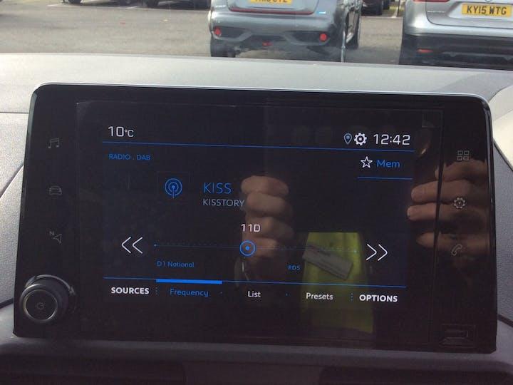 Peugeot Partner 1.6 Bluehdi 1000 Professional Standard Panel Van 5dr Diesel Manual SWB Eu6 (s/s) (100 Bhp) | CN69CXX | Photo 17