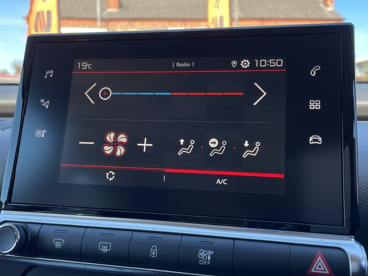 Citroen C4 Cactus 1.2 Puretech Gpf Feel Hatchback 5dr Petrol (s/s) (110 Ps) | KM69PZV | Photo 17