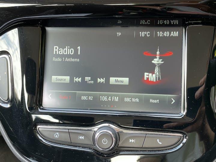 Vauxhall Corsa 1.4i Ecotec SRi Nav Hatchback 5dr Petrol (90 Ps) | LR19EPA | Photo 17