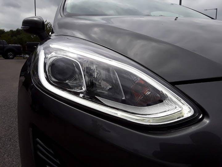 Ford Fiesta 1.0t Ecoboost Titanium Hatchback 5dr Petrol Manual (s/s) (100 Ps) | MD67KCJ | Photo 17