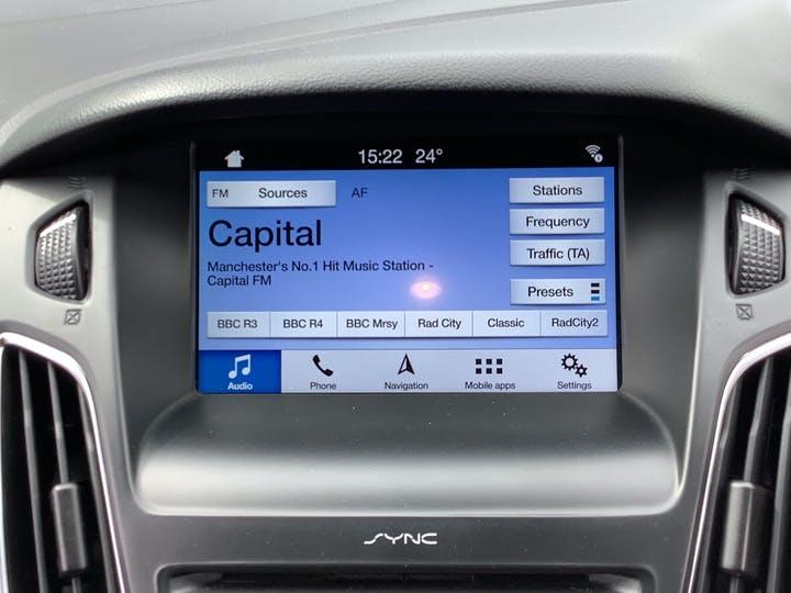 Ford Focus 1.0t Ecoboost St Line Hatchback 5dr Petrol (s/s) (140 Ps)   MF18TDZ   Photo 17