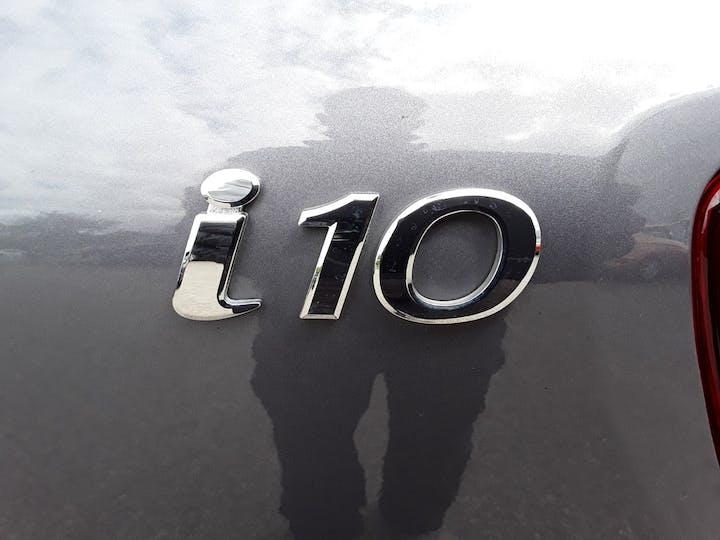 Hyundai i10 1.0 SE Hatchback 5dr Petrol (66 Ps) | MF67CSU | Photo 17