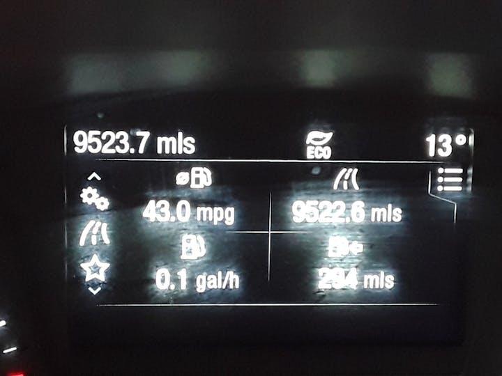 Ford Fiesta 1.0t Ecoboost Gpf Zetec Hatchback 3dr Petrol Manual (s/s) (100 Ps)   MF68OXA   Photo 17