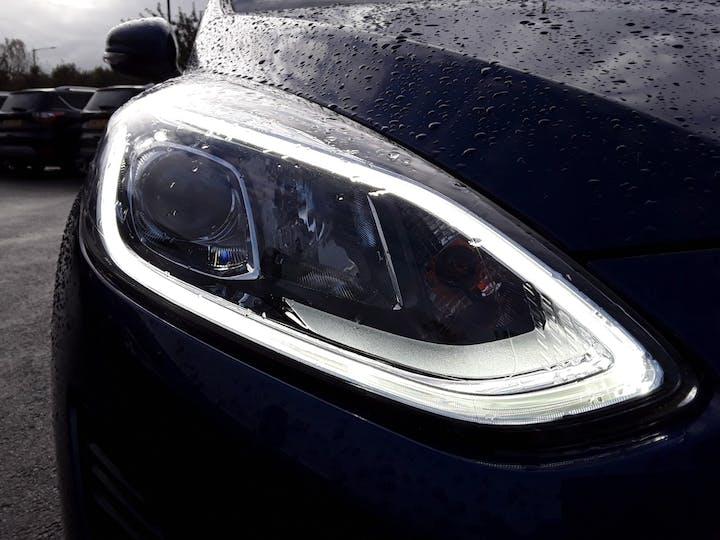Ford Fiesta 1.0t Ecoboost Zetec Hatchback 3dr Petrol Manual (s/s) (100 Ps)   MJ67XRA   Photo 17