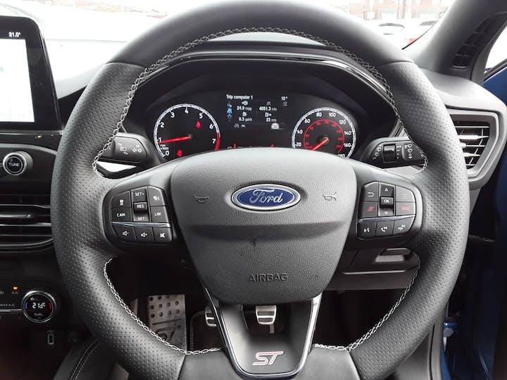Ford Focus 2.3t Ecoboost St Hatchback 5dr Petrol Manual (s/s) (280 Ps) | PJ69MUU | Photo 17