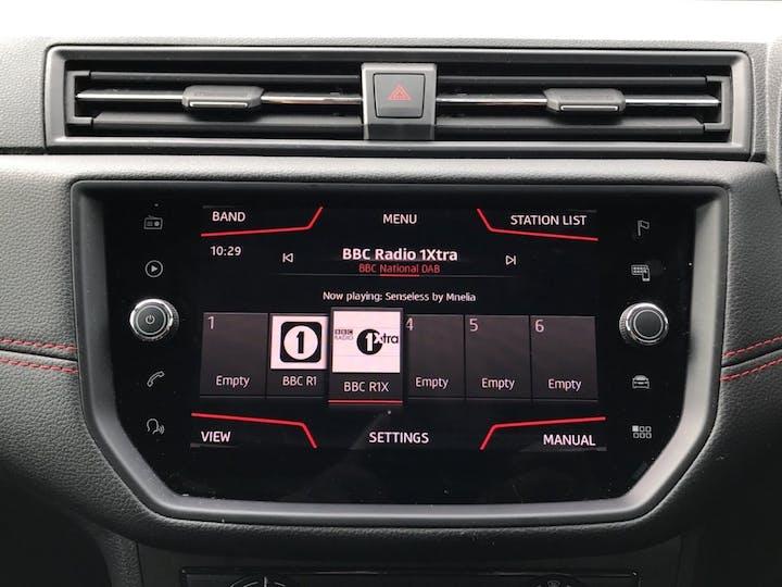 SEAT Ibiza 1.0 Tsi Fr Hatchback 5dr Petrol Manual (s/s) Gpf (95 Ps) | YG19JDS | Photo 17