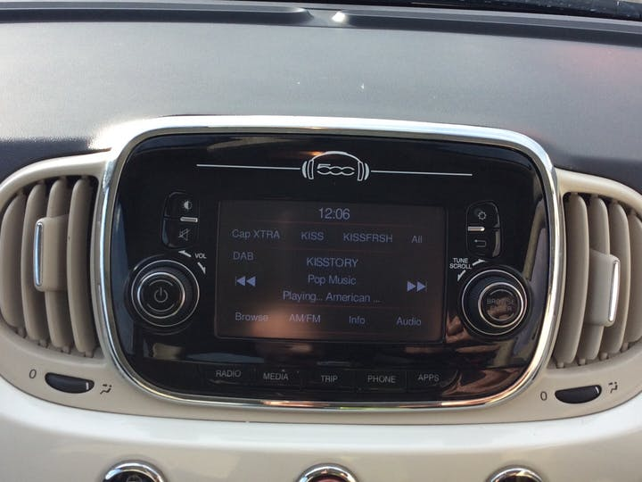 FIAT 500 1.2 8V Lounge Hatchback 3dr Petrol Manual (s/s) (69 Bhp) | YH65XVF | Photo 17