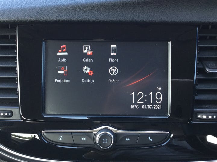 Vauxhall Mokka X 1.4i Turbo Active SUV 5dr Petrol Auto (140 Ps)   YS67GVG   Photo 17