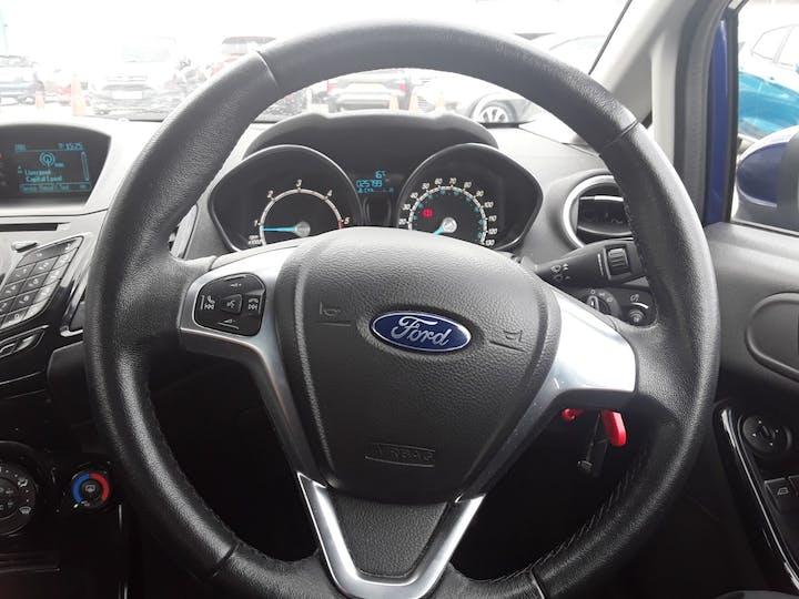 Ford Fiesta 1.5 TDCi Zetec Hatchback 5dr Diesel Manual (94 G/km, 74 Bhp) | AF65YEY | Photo 18