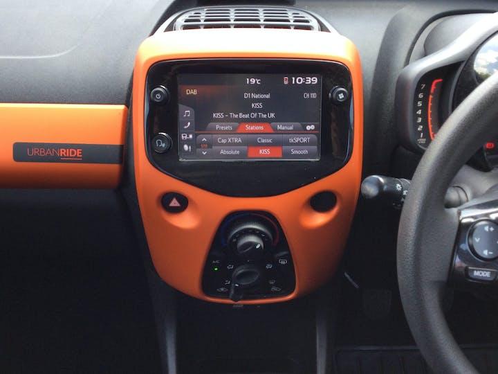 Citroen C1 1.0 VTi Urban Ride Hatchback 5dr Petrol Manual (72 Ps) | BJ68EBV | Photo 18